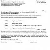 Einladung ER  16.06