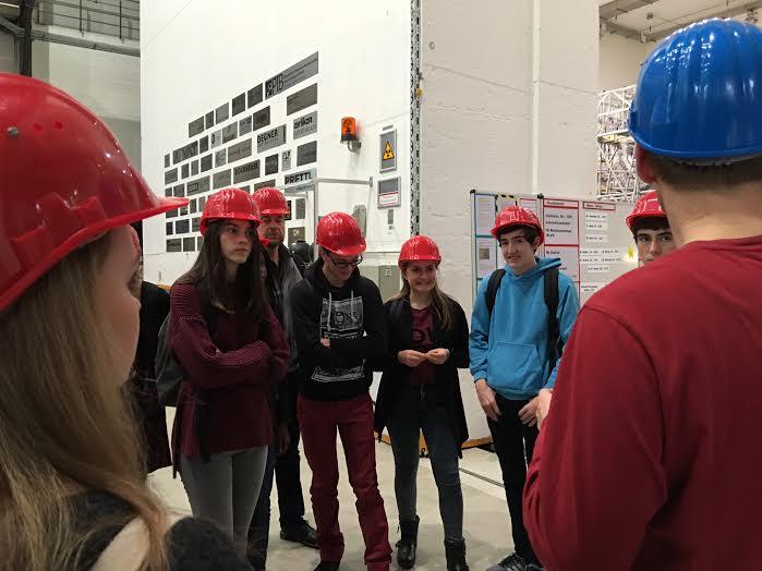 20160222 Besichtigung des Fusionsreaktors in Greifswald